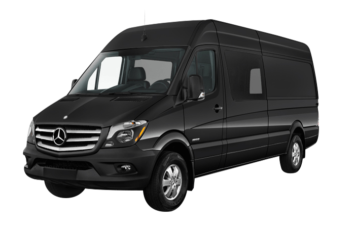 Mercedes Benz Luxury Coach